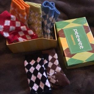Trumpeter PeeWee Golf Socks for Baby 12-24 mos